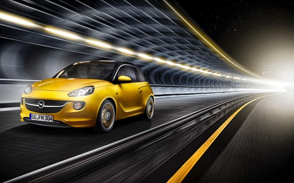 Foto de Opel Adam (33/50)