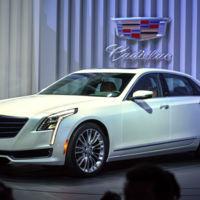 Habrá un Cadillac CT6 híbrido enchufable con 340 CV