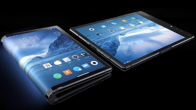 El teléfono plegable de Samsung llegaría en marzo de 2019, se llamaría 'Galaxy F' y no sería nada barato