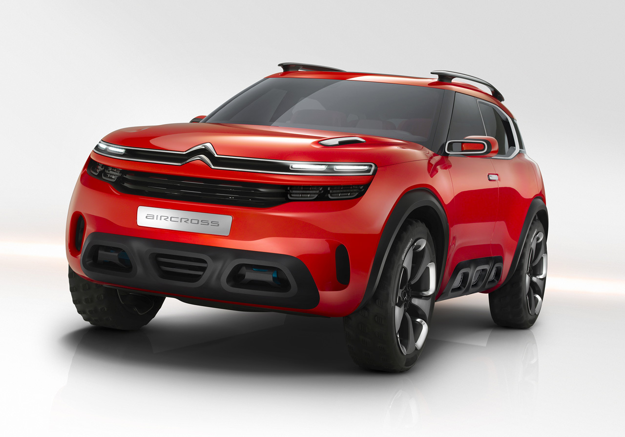 Foto de Citroën Aircross Concept (1/5)