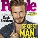 Los 13 looks de David Beckham que demuestran que es el hombre más sexy del mundo