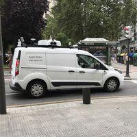 Los vehículos de Apple Maps han llegado a España, están recogiendo datos en el área de Vizcaya