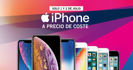 "Apple iPhone a ""precio de coste"" en Phone House hasta el 2 de julio"