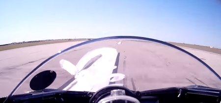 Así se convierte una Kawasaki Ninja H2 en un monstruo de récord: 323 cv y 368,70 km/h