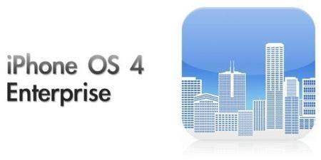 Apple entre en la lucha por el sector de la empresa con iPhone OS 4
