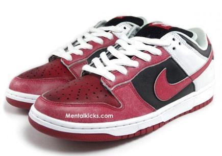 Nike SB Dunk Low de Jason (Viernes 13)