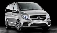 Mercedes-Benz Concept V‑ision e