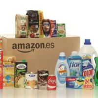 Amazon da un nuevo paso en España abriendo sus secciones de alimentación y droguería