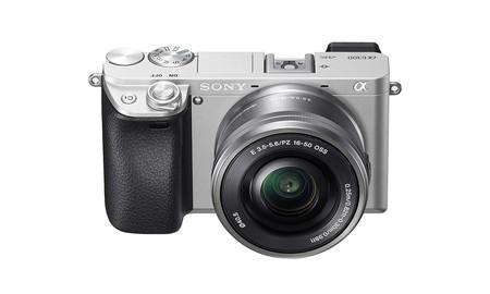 Más barata todavía: la Sony Alpha A6300 con objetivo 16-50mm en color plata, hoy en Amazon por 649 euros