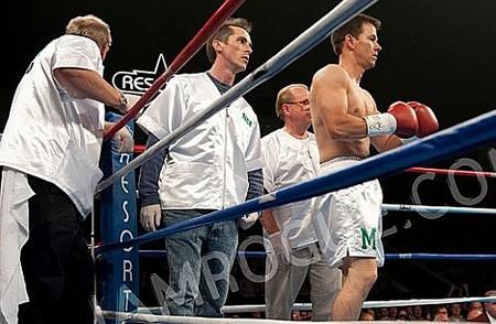 'The Fighter' con Mark Wahlberg y Christian Bale, primeras imágenes de la película