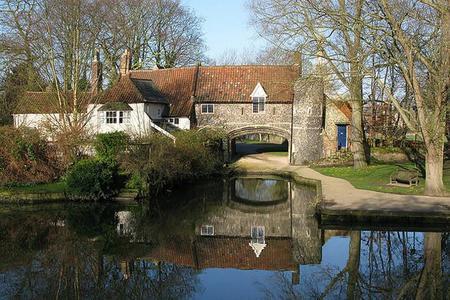 Pullferry Norwich