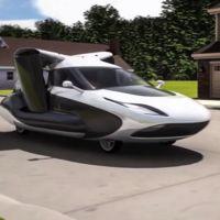 El Terrafugia TF-X es el auto volador que podría ser tuyo en 2021