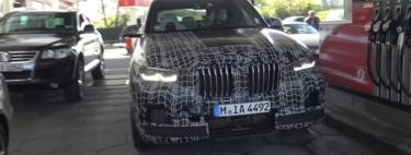 ¡El BMW X5M ya está haciendo pruebas y podría alcanzar hasta 616 hp!