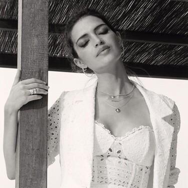 Sara Carbonero tiene el lookazo ibicenco del verano y una perfecta alternativa al vestido