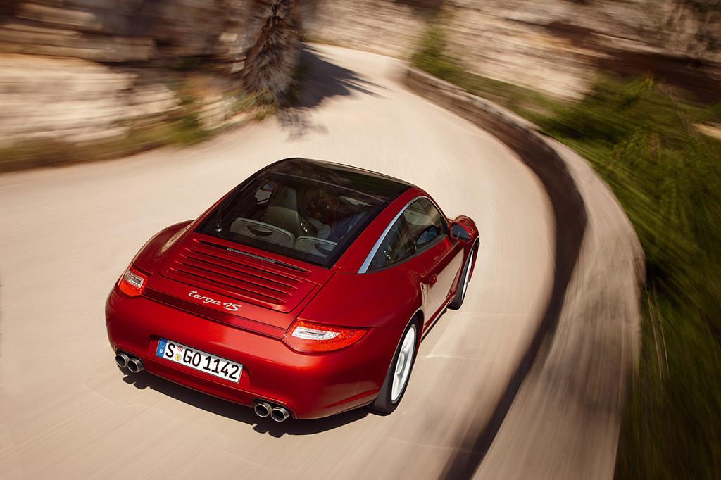Foto de Nuevo Porsche 911 Targa (1/5)
