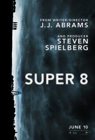 'Super 8' de Abrams y Spielberg, cartel y tráiler