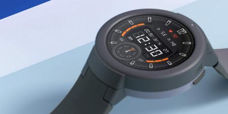 El smartwatch deportivo Amazfit Verge Lite está todavía más barato con esta oferta de Amazon: 49,99 euros, su mínimo histórico
