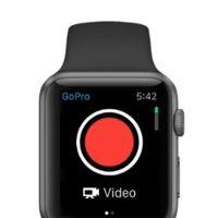 GoPro llega también a Apple Watch: tiembla, YouTube