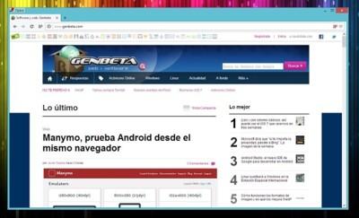 Ya se puede probar Opera 15 con el motor WebKit