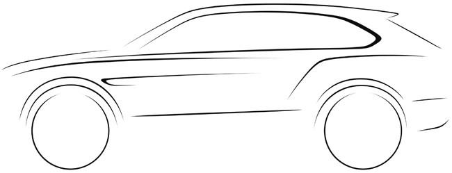 Resultado de imagen de boceto coche simple