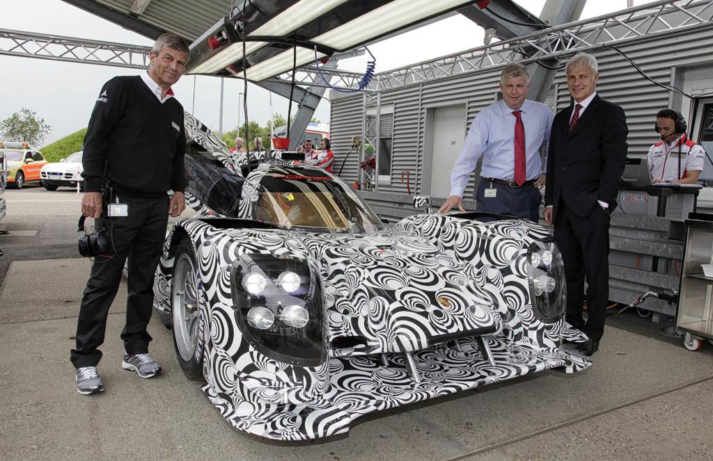 Foto de Porsche LMP1 (4/10)