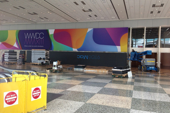 Moscone Center de San Francisco (WWDC 2013)