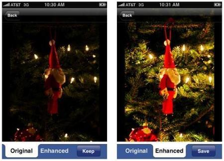 Zipix Lite, mejorando las fotos de tu iPhone