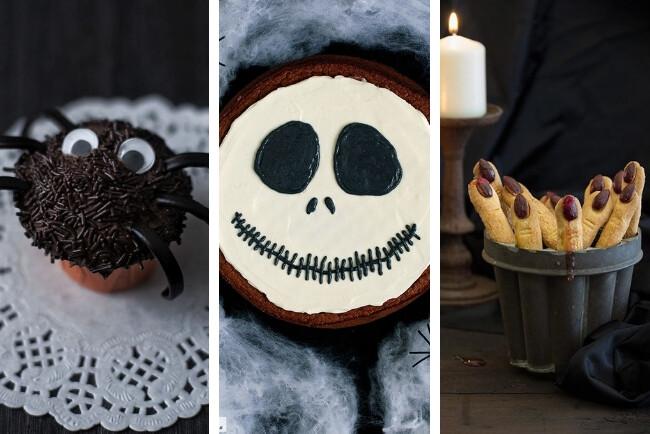 51 recetas de Halloween fáciles y divertidas para hacer con niños