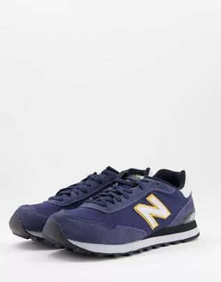 Zapatillas de deporte azules 515 Classic de New Balance
