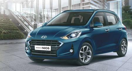Hyundai Grand I10 2021 Mexico Precio 5