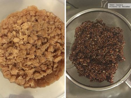 Hamburguesas Quinoa 2