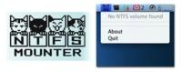 NTFS Mounter, escritura en discos NTFS con Snow Leopard de forma rápida y sencilla