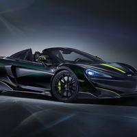 McLaren 600LT Segestria Borealis, solo 12 unidades con inspiración muy arácnida