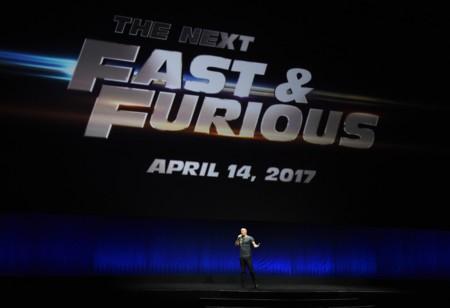 Vin Diesel anuncia el estreno de Fast and Furious 8