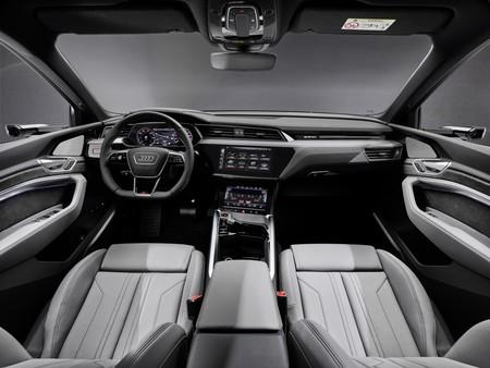 Audi E Tron S Sportback Interior 2