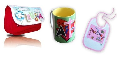 Fanchi Art, originales productos personalizados para niños