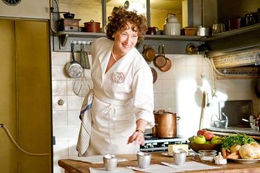 Siete películas de amor a la cocina
