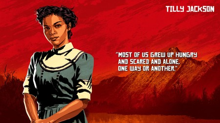 Red Dead Redemption 2 Tilly Jackson