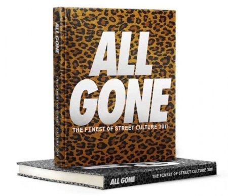 All Gone 2011, el libro de lo mejor del año