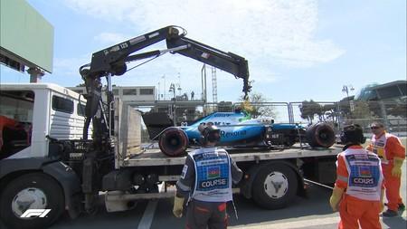 Russell Baku Formula 1 2019