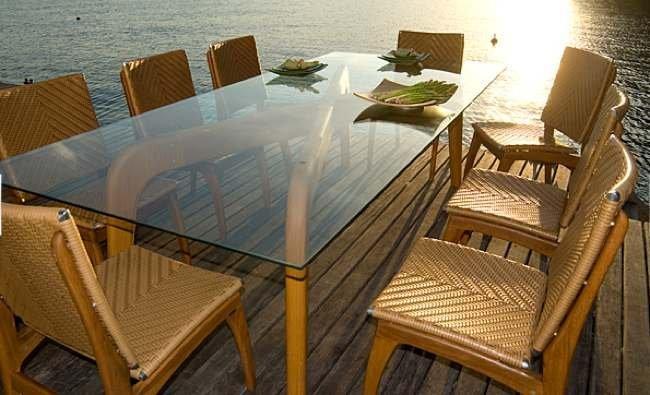 Muebles madera y vidrio 20170825120352 for Muebles para terraza en madera