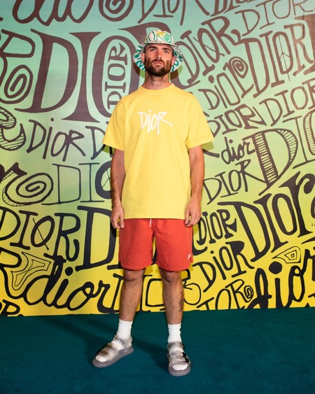 Sean Wotherspoon Dior Fall 2020 3 12 19