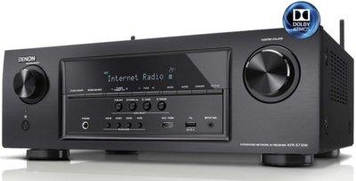 Denon actualiza su gama de entrada con dos receptores AV compatibles con Atmos y DTS:X