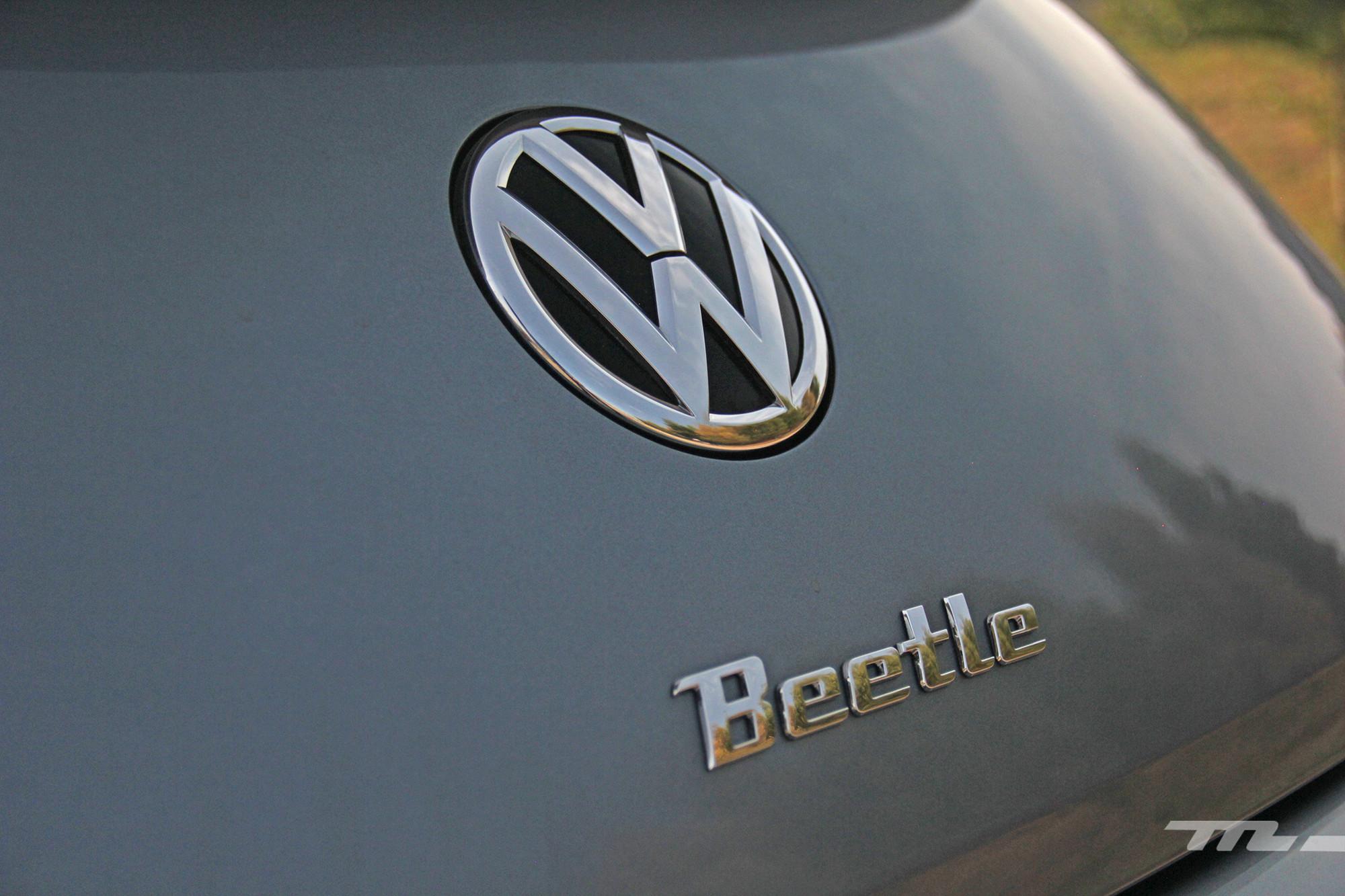 Foto de Volkswagen Beetle Final Edition 2019 prueba (6/25)