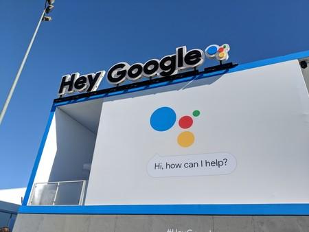 CES 2018, la feria de Google y Assistant