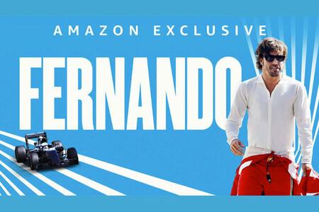 Carlos Sainz tendrá su propio documental en Amazon Prime Video y el de Fernando Alonso ya tiene fecha