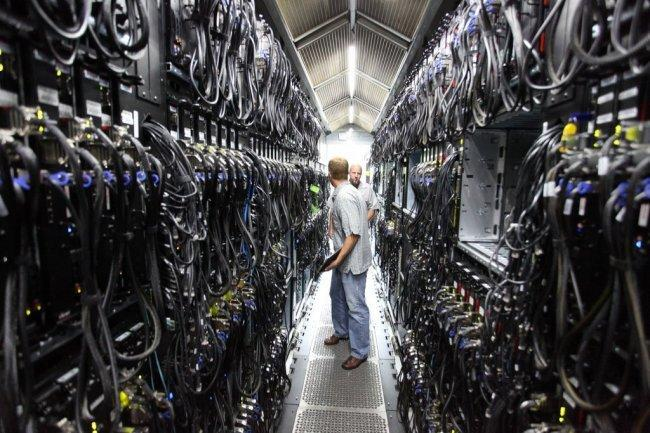 Bing datacenter