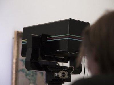 Esta cámara de Google con altísima resolución servirá para preservar las obras de arte