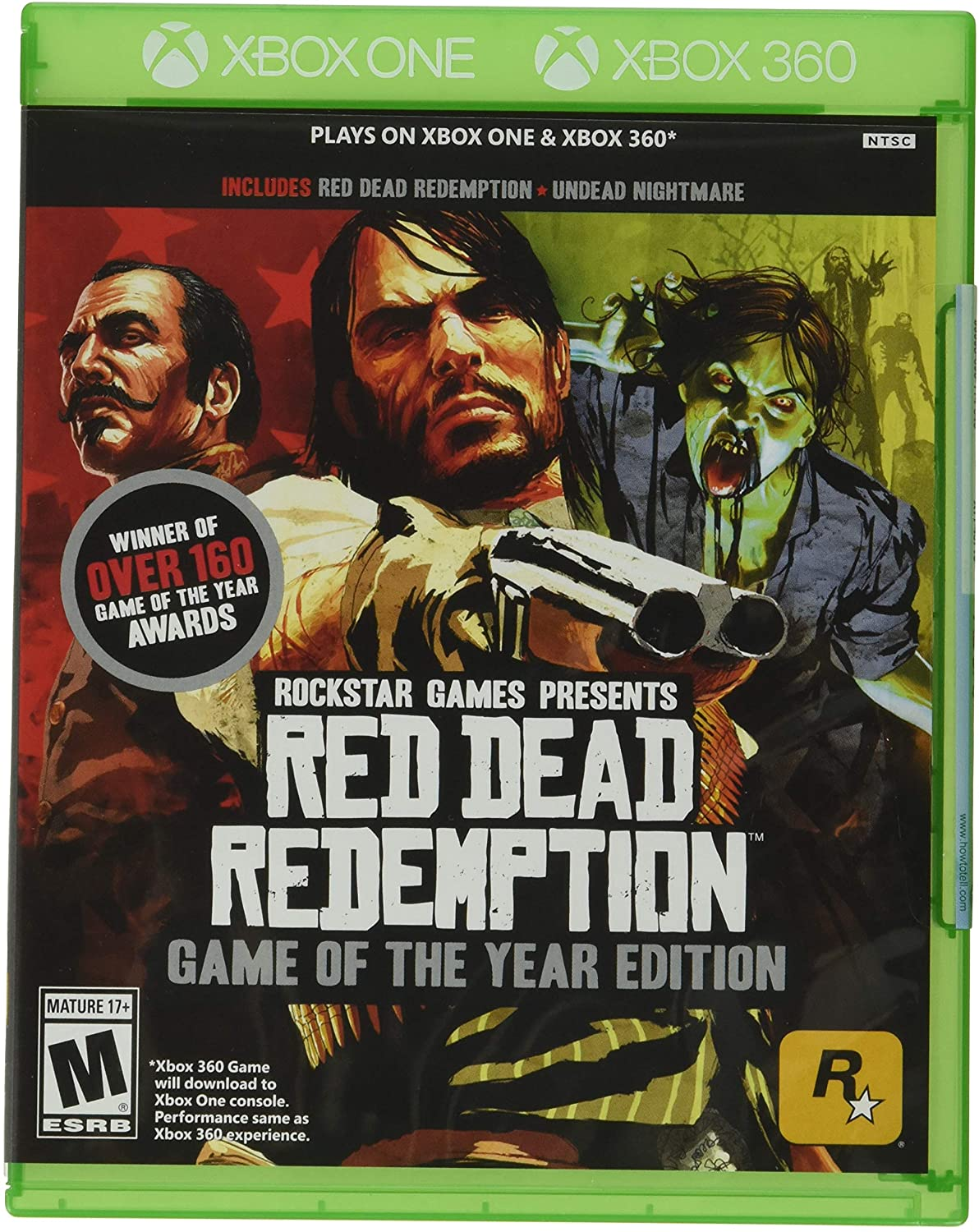 Red Dead Redemption: Game of the Year Edition para Xbox