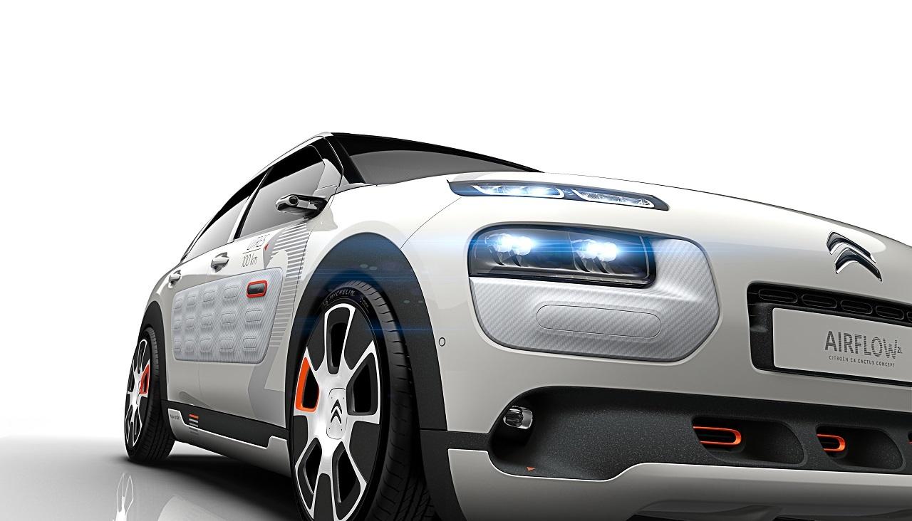 Foto de Citroën C4 Cactus Airflow 2L (1/30)